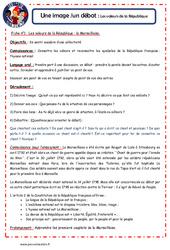 Valeurs de la République – 1 image 1 débat – Les p'tits citoyens : 4eme, 5eme Primaire