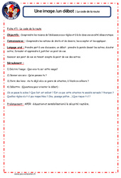 Code de la route – 1 image 1 débat – Les p'tits citoyens : 4eme, 5eme Primaire
