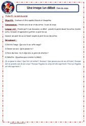 Soin du corps – 1 image 1 débat – Les p'tits citoyens : 4eme, 5eme Primaire