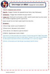 Engagement moral, solidarité – 1 image 1 débat – Les p'tits citoyens : 4eme, 5eme Primaire