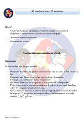 Maximes – Billets rituels – Séances : 4eme, 5eme Primaire