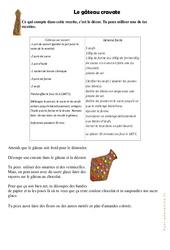 Le gâteau cravate – Fête des pères – Arts plastiques : 2eme, 3eme, 4eme, 5eme Primaire
