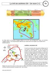 La cité des Athéniens – Cours – Civilisation grecque : 6eme Primaire