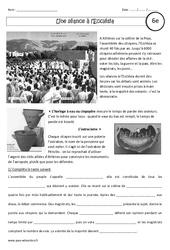 Séance à l'Ecclésia – Etude de cas – Civilisation grecque : 6eme Primaire