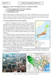 Les lieux de commandement – Etude de cas – Géographie : 2eme Secondaire