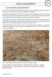 Rome et la romanisation – Cours – Rome : 6eme Primaire