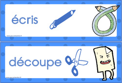 Consignes de classe - Affiches à imprimer
