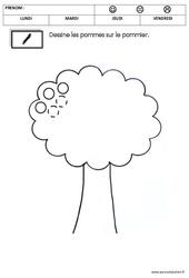 Graphisme - Printemps - PS - Petite Section