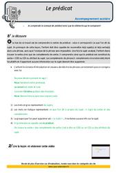 Prédicat - CM2 - Soutien scolaire - Aide aux devoirs