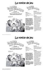 Notice de jeu - Texte prescriptif – Ce1 – Lecture - Cycle 2