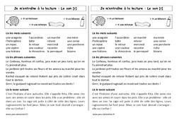 Son r – Ce1– Phonologie – Cycle 2 – Etude des sons