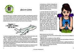 Shui en Chine – Cm1 – Cm2 – Famille vadrouille – Episode 2