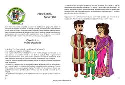 New Delhi, New Défi – Cm1 – Cm2 – Famille vadrouille – Episode 3
