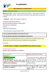Le périmètre – CM1 – CM2 – 6ème – SEGPA – EREA – Décrochage scolaire