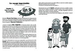 Un voyage imprévisible - Paléolithique - Famille Pass'Temps - Lecture 1