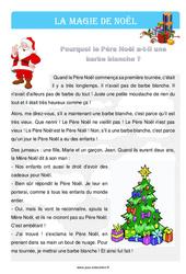 La magie de Noël - Ce1 - Ce2 - Lecture pluridisciplinaire