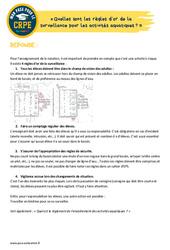 Quelles sont les règles d'or de la surveillance pour les activités aquatiques? - EPS - CRPE