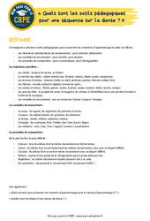 Quels sont les outils pédagogiques pour l'enseignant? - EPS - CRPE