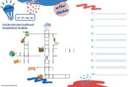 Confusions des sons [an - on] - CE1 - CE2 - Phonologie - Ortho' fléchés