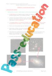 La structure de l'Univers - 4ème - Séquence complète
