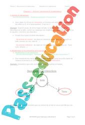 Actions, interactions et modélisations - 4ème - Séquence complète