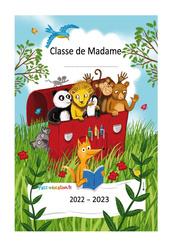 Affiches de porte à télécharger gratuitement de la maternelle au Ce2