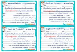 Impératif Présent (3ème groupes: avoir - être) - Cm1 - Cm2 - Rituels - Conjugaison