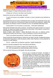 Halloween - Ce1 - Ce2 - Lecture thématique