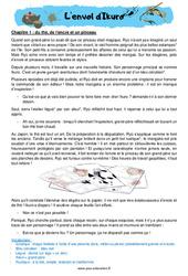 L'envol d'Ikuro – Cm1 – Cm2 – Récit – Lecture