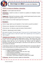 Valeurs de la République – Cm1 – Cm2 – 1 image 1 débat – Les p'tits citoyens