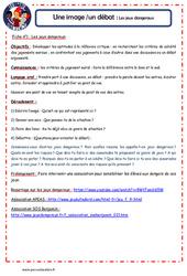 Jeux dangereux – Cm1 – Cm2 – 1 image 1 débat – Les p'tits citoyens