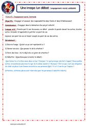 Engagement moral, solidarité - Cm1 - Cm2 - 1 image 1 débat - Les p'tits citoyens