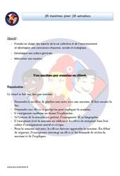 Maximes – Cm1 – Cm2 – Billets rituels – Séances
