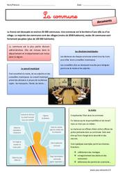 Commune - Cm1 - Cm2 - Exercices - EMC