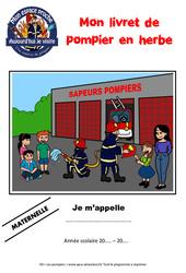 Les pompiers – Kit pédagogique – Cycle 1 et 2 – Mon espace proche