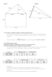 Produit de fractions - 4ème - Exercices - Numération - Collège