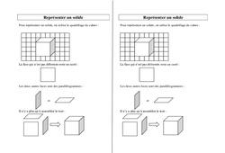 Solides - Ce2 Cm1 Cm2 –  Leçon