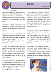 Les fées – Ce2 – Conte – Lecture – Cycle 3
