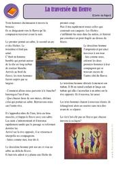 La traversée du fleuve - Conte du Niger - Ce2 - Lecture - Cycle 3