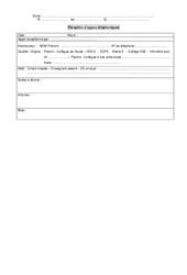 Réception des appels téléphoniques -  Directeurs / Direction d'école