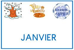 Mois de l'année - Grosse lettres imprimerie - Affichages pour la classe – Maternelle – PS – MS – GS - CP