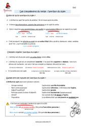 Compléments du verbe – Attribut du sujet – Cm2 – Leçon