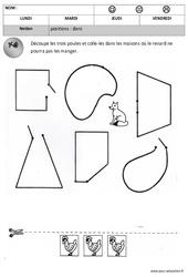 Dans – Espace – Maternelle – Petite section – Cycle 1 – PS
