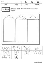 Dénombrer – Maternelle – Petite section – Moyenne section – Quantités et nombres – Cycle 1