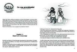 Un coq providentiel – Lecture 5 – Moyen Age – Famille Pass'Temps