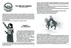 Un rôle sur mesure – Lecture 8 – Jeanne d'Arc – Famille Pass'Temps