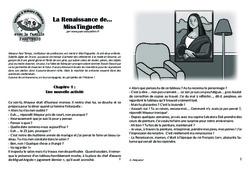 La Renaissance de… MissTinguette – Lecture 9 – Famille Pass'Temps