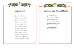 Noël – Poèmes – Cp – Ce1 – Cycle 2