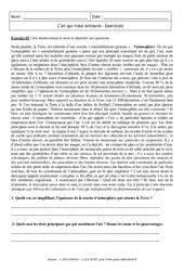 Composition de l'air – Exercices corrigés – 4ème – Physique – Chimie – Collège